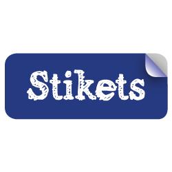 Logo Stikets spécialiste étiquettes personnalisées
