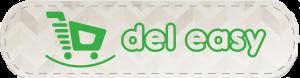 Logo allongé blanc