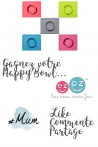 concours EZPZ Happy Bowl