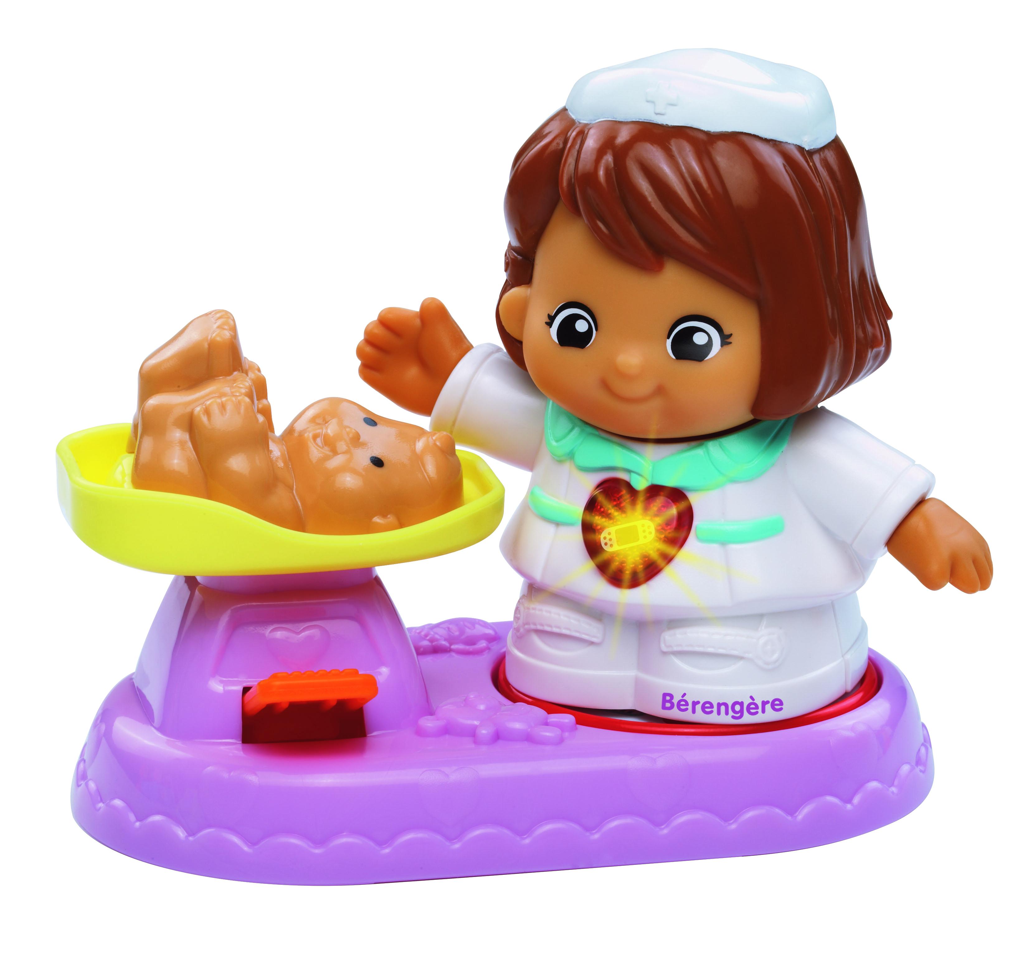 Bérengère l'infirmière et son bébé Tut Tut Copains VTech