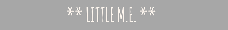 LOGO Little M.E.
