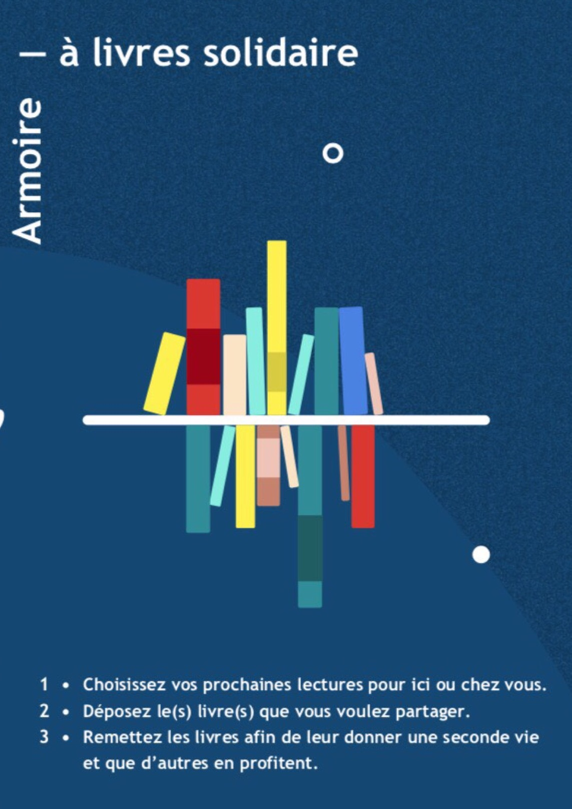 armoire a livres solidaire logo