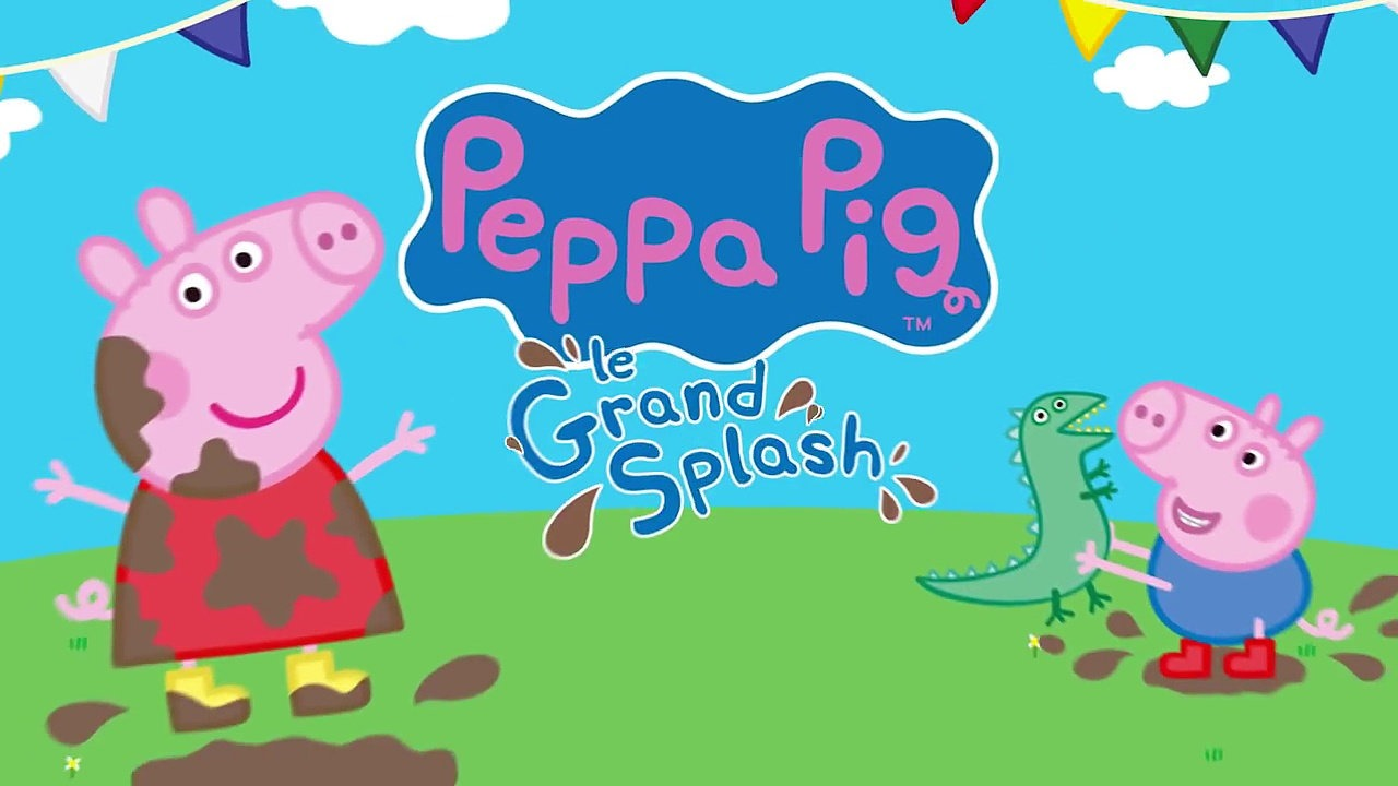 peppa pig grand splash