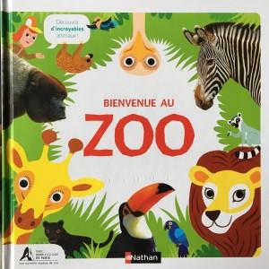 pars zoologique de paris livre