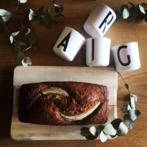 banana bread gouter