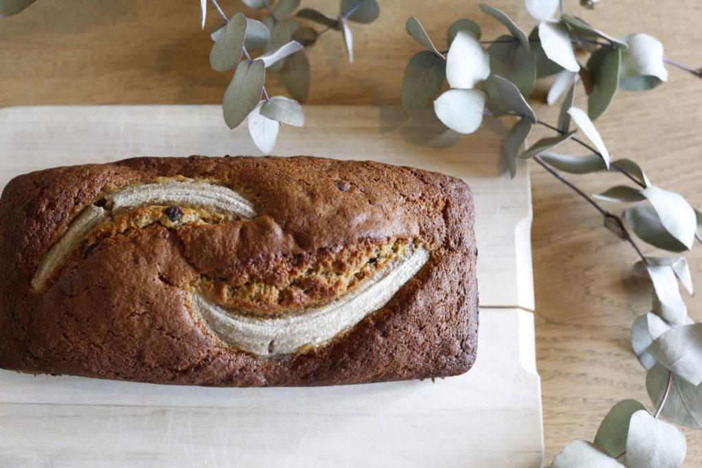 banana bread du haut
