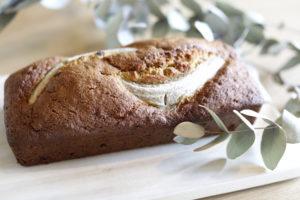banana bread choco