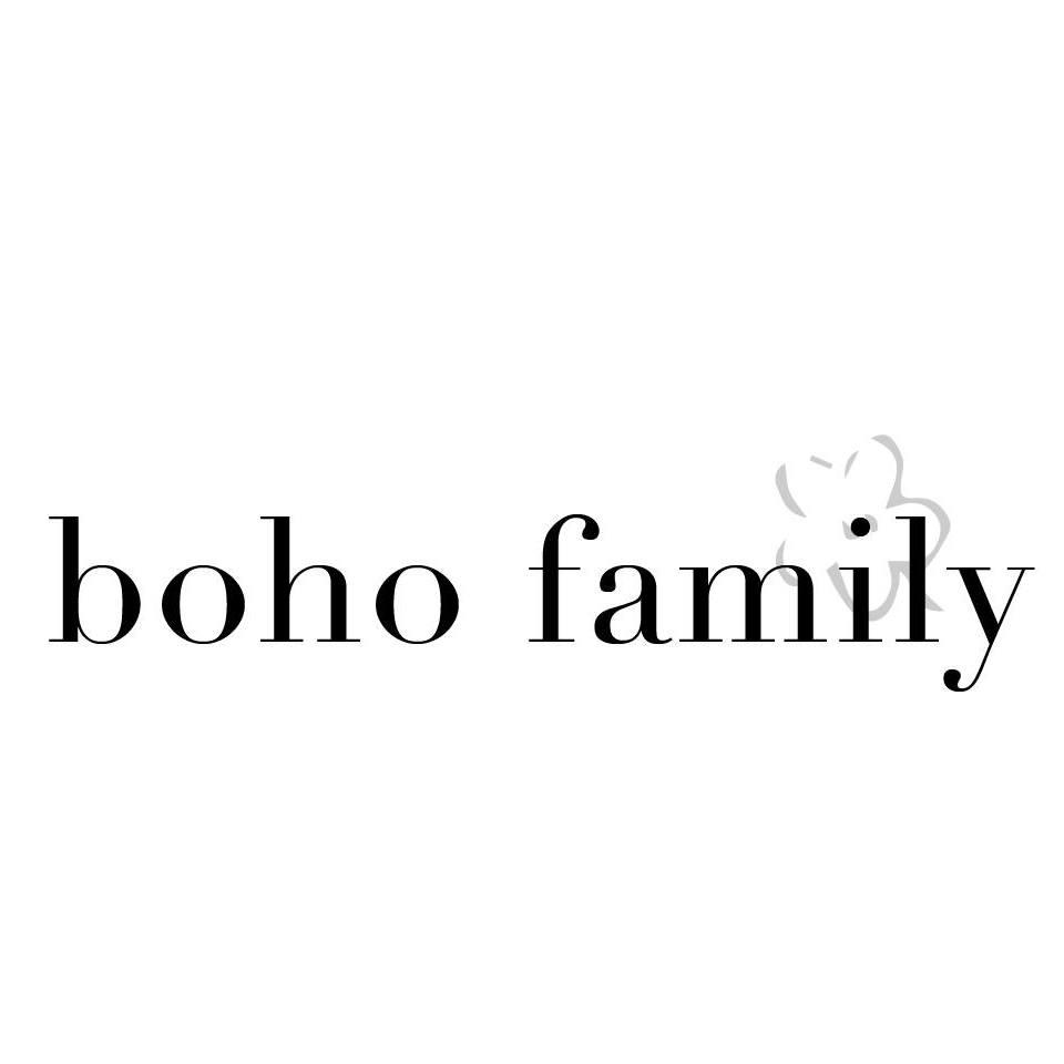 logo boho family