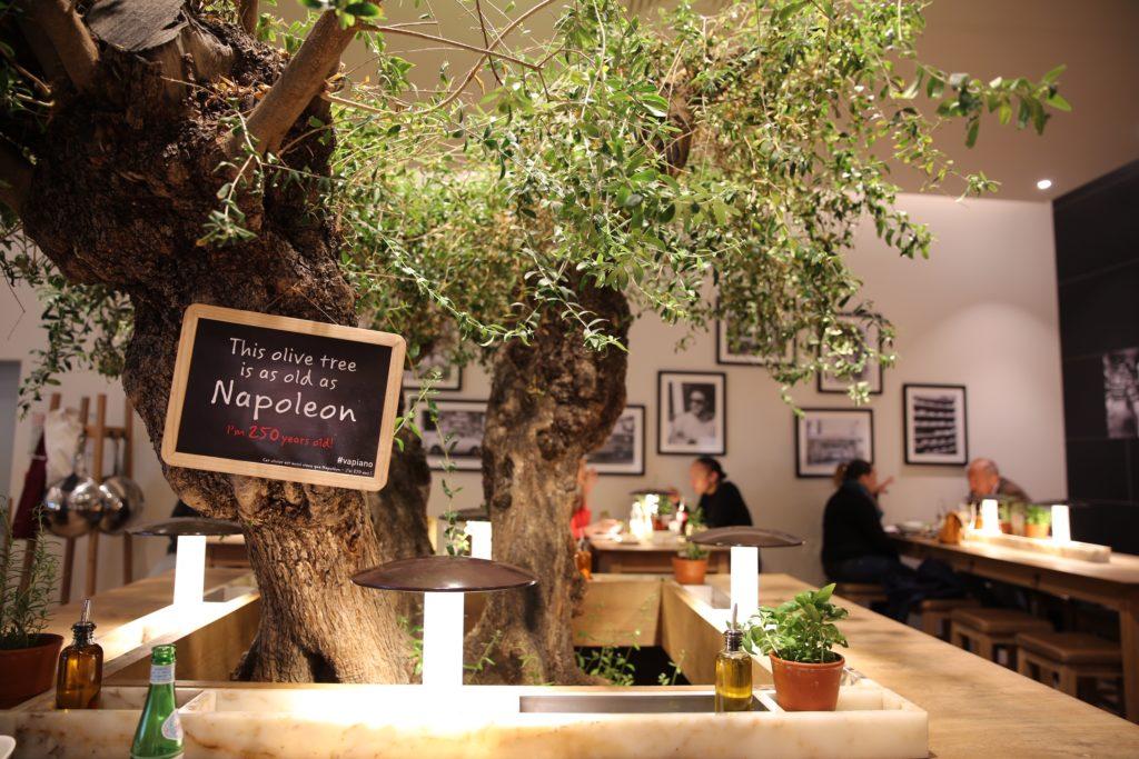 vapiano olivier