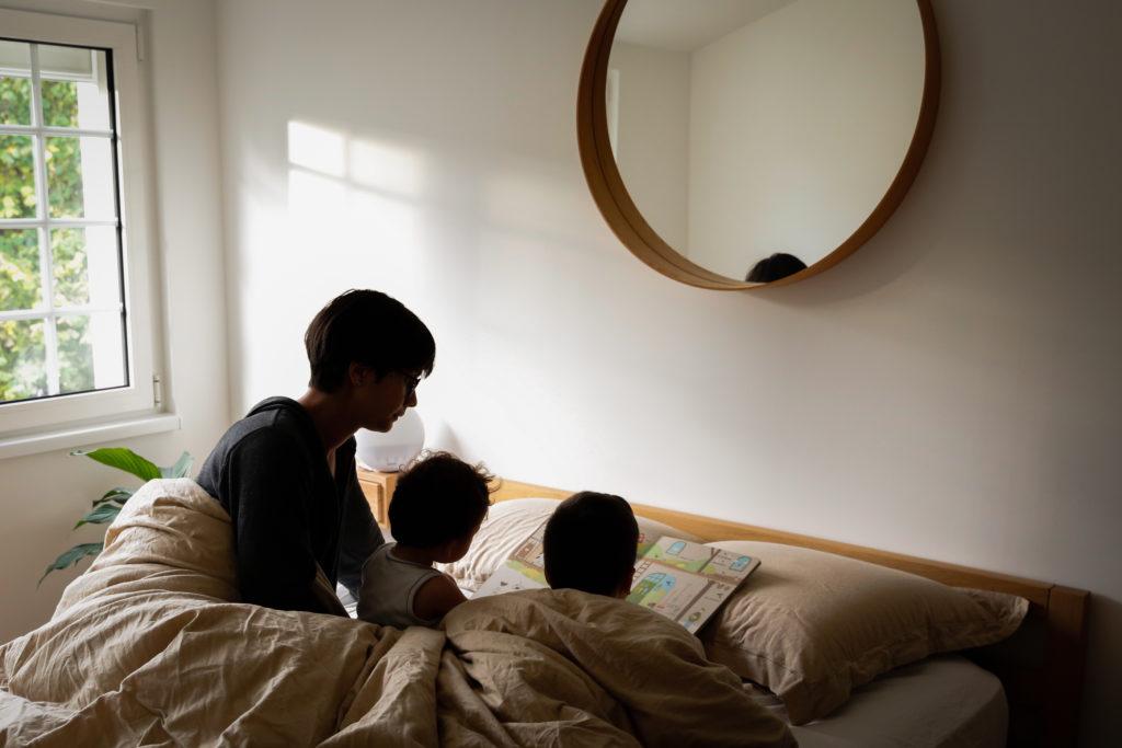 linge de lit Becquet famille